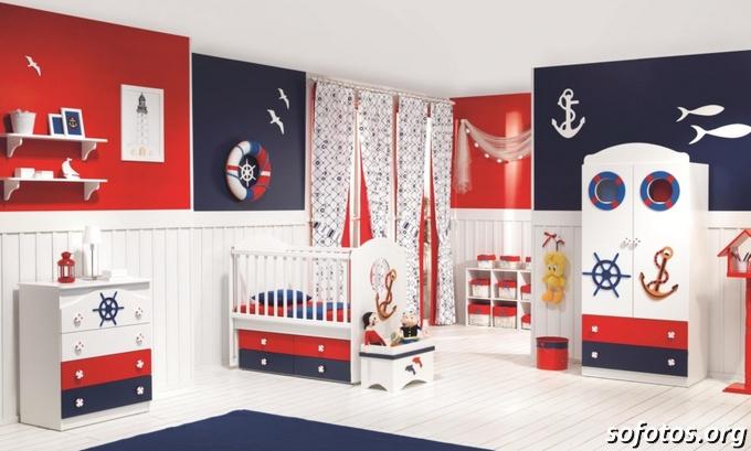 quarto de bebe marinheiro : Quarto de beb?: Marinheiro? M?e de 2