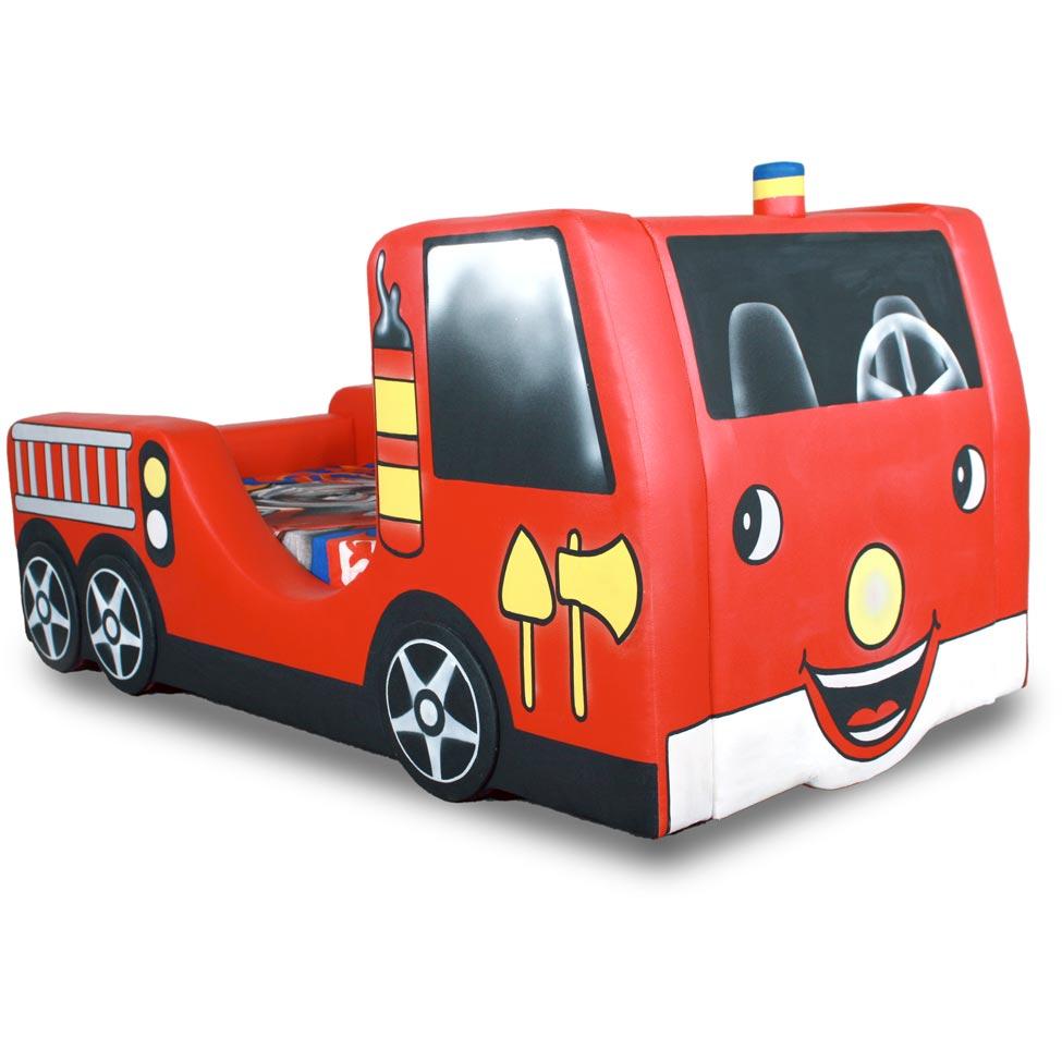 Camas infantis tricae cama carro e pura magia m e de 2 - Cama coche infantil ...