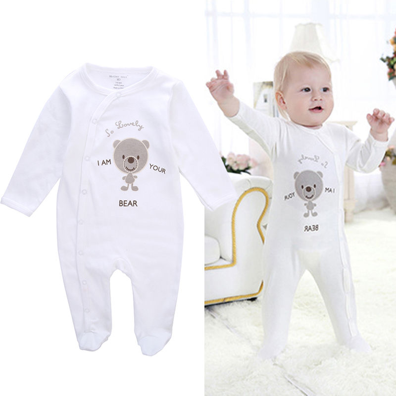 new-2016-autumn-spring-font-b-baby-b-font-boy-girl-rompers-fashion-cotton-white-long