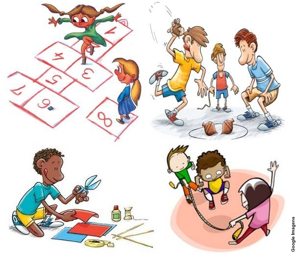 Famosos 7 brincadeiras antigas para ensinar ao seu filho e se divertirem  YT23